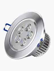 Luces LED Descendentes Luces Empotradas 5 LED de Alta Potencia 400 lm Blanco Cálido / Blanco Fresco Decorativa AC 85-265 V 1 pieza