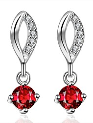 Meles Women's Fashion Diamonade Earrings