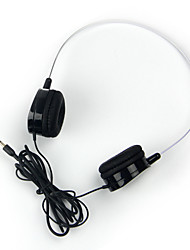 headphones Wired Headphones (Headband) DJ/Gaming for Media Player/Tablet