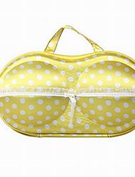 Fashion Bra Style Travel Storage Boxes/Bags Fit Pants Bra