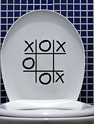 Wall Stickers Wall Decals, Game Bathroom Decor Mural PVC Wall Stickers