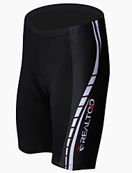 REALTOO Unisex New Design Nylon/Lycra Summer Cycling Shorts
