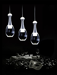 Pendant Lights LED Modern/Contemporary Dining Room/Study Room/Office/Kids Room/Hallway/ Perfume Bottle Shape