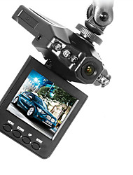 2.5'' TFT Car DVR 6 LED Night Video Camera Recorder 5.0 Mega CMOS 120 Degree