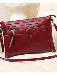 Nikala Women's Solid Color Haulage Motor Style One Shoulder Bag