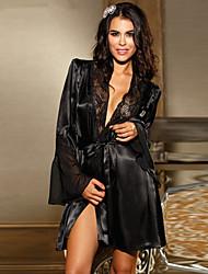 Femme Polyester Peignoirs et chaussons/Vêtements de nuit Chemises de nuit et nuisettes/Tee de nuit