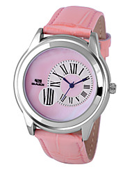women's fashionable watch with pearl dial japan quartz movt Cool Watches Unique Watches