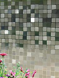 le film mosaïque classique de fenêtre de configuration