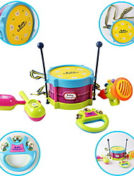 Children toy Roll Drum Musical Instruments set