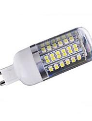 G9 LED лампы типа Корн T 80 SMD 3528 1000 lm Тёплый белый / Холодный белый DC 12 V 1 шт.