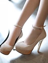 Women's Shoes Glitter Stiletto Heel Platform Pumps Party  More Colors available