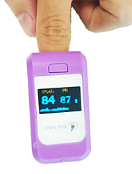 Finger Pulse Oximeter Health Monitors Digital Oximetro De Dedo De Pulso,Blood Oxygen Spo2  60B3 Oximetro