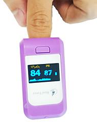 doigt oxymètre de pouls moniteurs de santé oxymètre de dedo de pulso, le sang d'oxygène SpO2 oxymètre 60b3 numérique