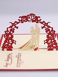 Wedding Cards---Sweet Wedding(1piece)
