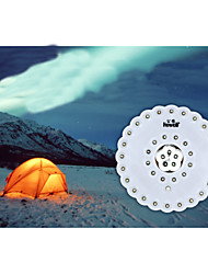 42LED Outdoor Camping Lamp With Lampshade Circle Tent Light Campsite Hanging Lamp 1pc