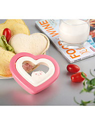 moldes bakeware de alta qualidade sanduíche brinde em forma de coração
