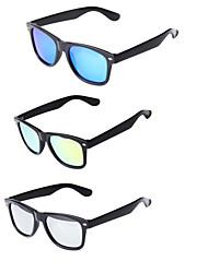 3 PCS 100% UV Polarized Square Sunglasses