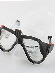 GP371  Adjustable Diving Mask Diving Glasses with Camera Stand Base for Gopro Hero 4/3+/3/2/1