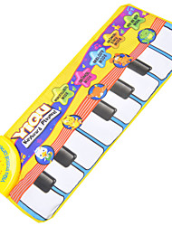 Baby Educational Play Carpet with Voice Function - Piano & Animal Theme