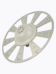 8A Lighting 12W 60xSMD2835 1200LM 2800-6500K Warm White/Cool White Led Ceiling Lights Source AC85-265V