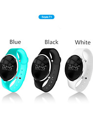 SOYES T1  Wearables Smart Watch ,Hands-Free Calls/ Call Reminder/Voice Control/Remote Capture for Android&iOS