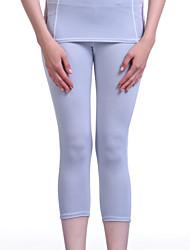 arco-íris folha de bordo novos high-end calças moda calças de ioga sete aptidão das mulheres sete preto cinza azul da cor verde / / /