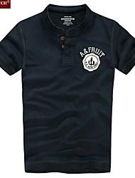 Men's Short-Sleeve Polo Shirt with Logo