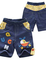 Boy's Summer  Thin Fashion Shorts (100% Cotton)