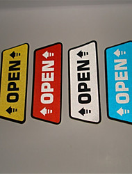 Car Stickers with Open The Door Car Styling