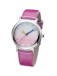 pearl dial diamond fashion ladies watch(assorted colors)