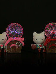 The kitten electrostatic magic ball crafts