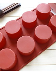 fashoin zeep modellering schimmel ijs chocolade keuken koken taart bakvormen gereedschappen taart decoreren schimmel (willekeurige kleur)