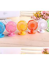 """4 """"mini ventilateur stand portable handless usb de bureau refroidisseur pour la note / intérieure"""