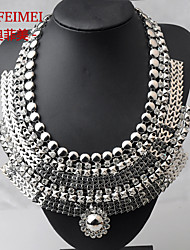 Ladies'/Women's Alloy Necklace Wedding/Party/Special Occasion