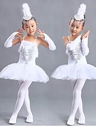 Ballett/Aufführung - Tutus (Weiß , Acryl/Elastan , Ballett/Aufführung) - für Kinder