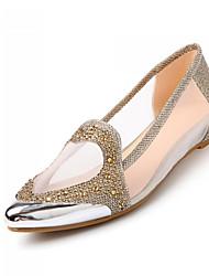 Women's Shoes Calf Hair Flat Heel Cap Toe Flats Dress More Colors available