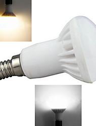 E14 Lâmpada Redonda LED 10 SMD 5730 350-500 lm Branco Quente / Branco Frio AC 220-240 V 1 pç