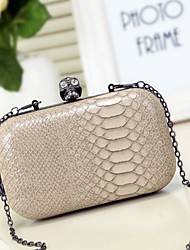 Women'S Skull Clutch Evening Bag Packet