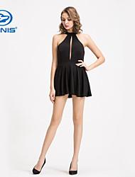 CANIS@New Sexy Women's Summer Casual Sleeveless Short Mini Dress