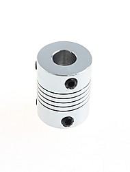 Accessoires pour imprimantes 3D couplant accouplement flexible 5 * 8