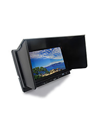 """Sky-702 32CH 5.8G Diversity 7"""" LCD Monitor Receiver with Folding Sunshade"""