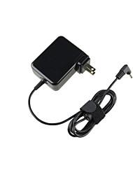 19v cargador del adaptador de alimentación de CA 2.37a 45w portátil para el asus ultrabook UX21 UX31 UX31E ux31k ux32 ux42