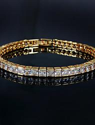2015 prodotti di vendita caldi oro placcato casuale Link / Bracciali catena braccialetti