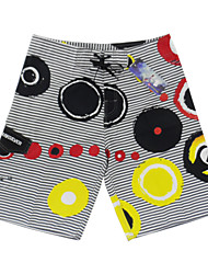 Men's Polyester Surf Board Short Quick Dry Beach Swim Shorts