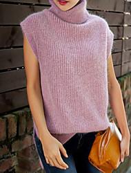 Pullover Aux femmes Sans Manches Vintage