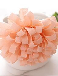 nouvelles dames sauvages mode coréenne mousseline de soie floraux liens de cheveux de chrysanthèmes