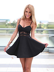 Women's Sexy Sleeveless Mini Dress