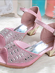 Sandaler ( Blå/Rosa ) - GIRL - Hæle