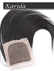 Virgin Brazilian Straight Silk Base Closures,Stock Human Hair Wholesale Silk Base Closure