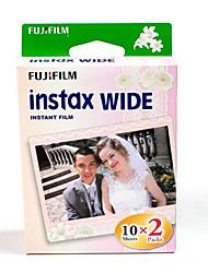 Fujifilm Instax filme vasta meu irmão gêmeo do casamento